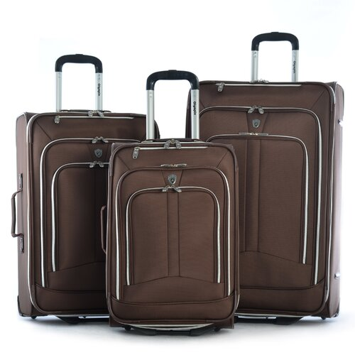Hamburg 3 Piece Luggage Set