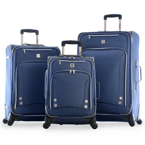 Skyhawks 3 Piece Luggage Set