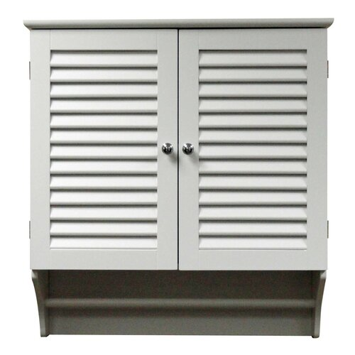 "RiverRidge Home Products Ellsworth 23.82"" x 25"" Wall Mounted Cabinet"