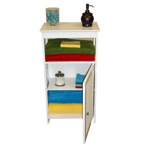 "RiverRidge Home Products Ellsworth 17.7"" x 32.68"" Free Standing Cabinet"