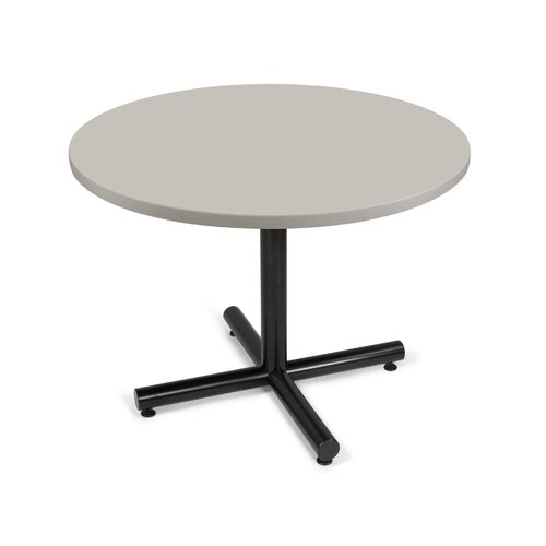 "SurfaceWorks Extol 42"" Round Gathering Table"