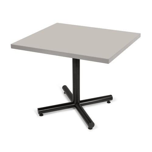 """SurfaceWorks Extol 42"""" W Square Gathering Table"""
