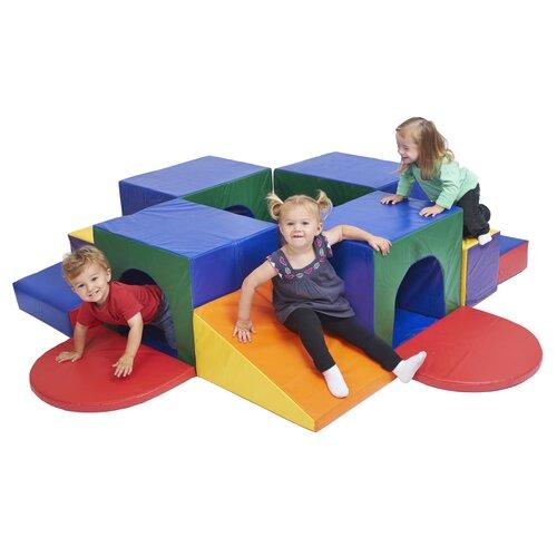 ECR4kids SoftZone™ Tunnel Maze