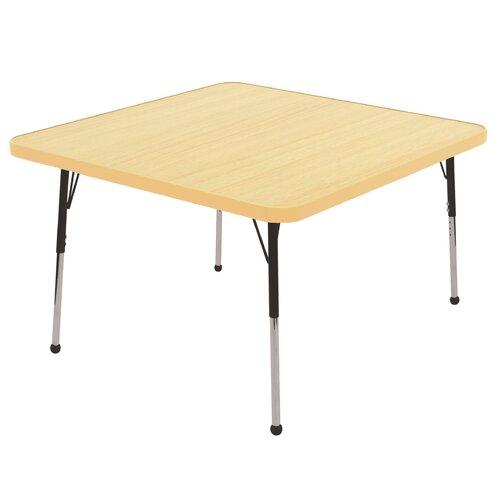 "ECR4kids 30"" Square Classroom Table"