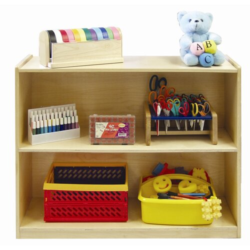 ECR4kids Deep Shelf Module with Back Panel