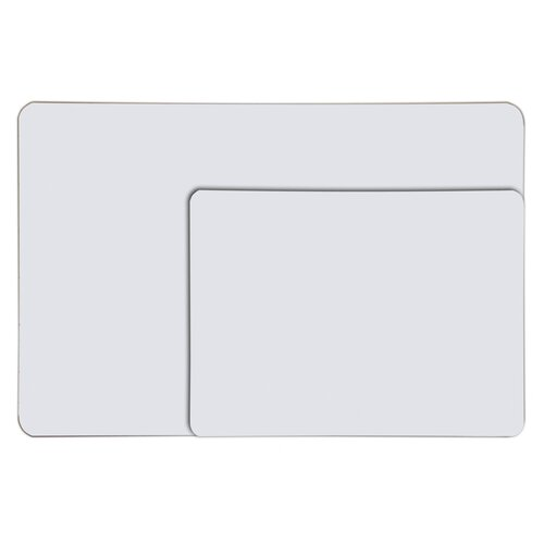 "ECR4kids Pupil 1' x 1'6"" Whiteboard"