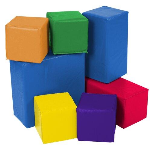 ECR4kids 7 Piece Big Blocks