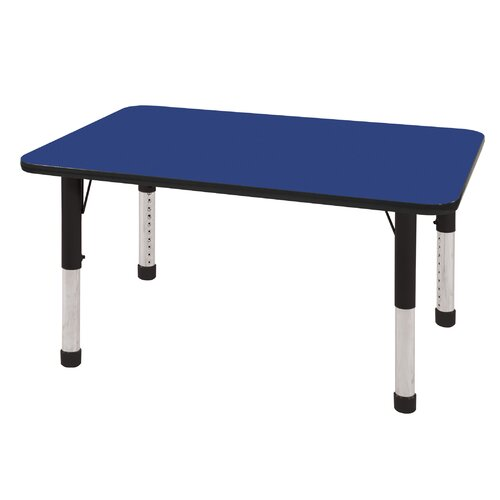 ECR4kids Adjustable Activity Table