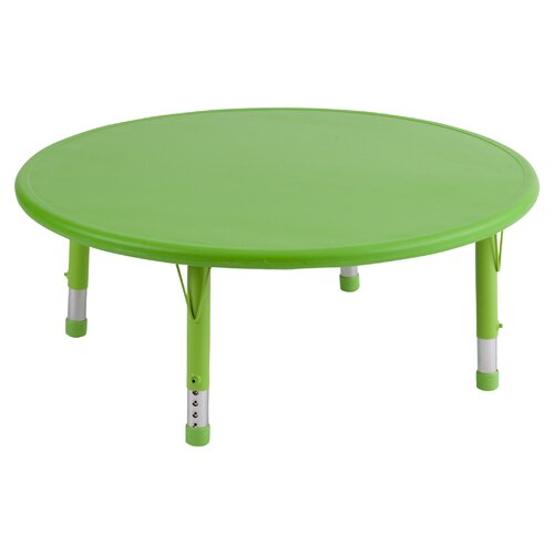 "ECR4kids 45"" Round Classroom Table"