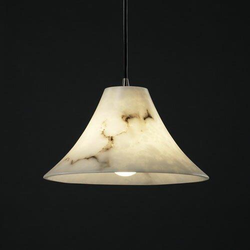Justice Design Group LumenAria 1 Light Pendant