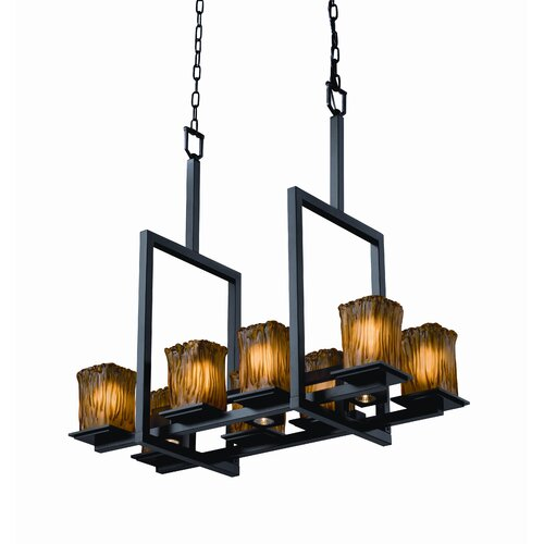 Montana Veneto Luce 8-Up and 3-Down Light Bridge Chandelier