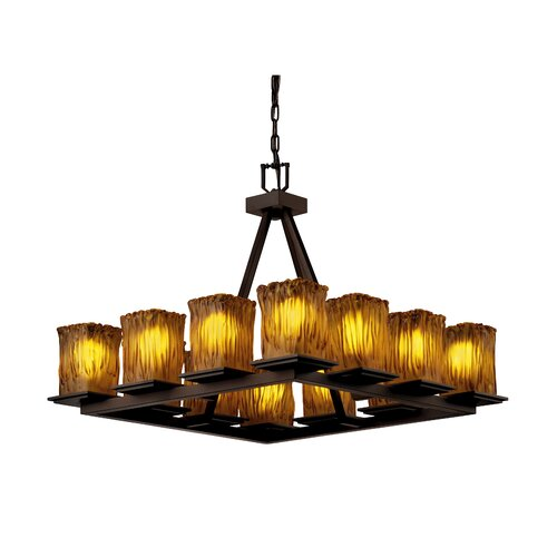 Montana Veneto Luce 12 Light Short Chandelier