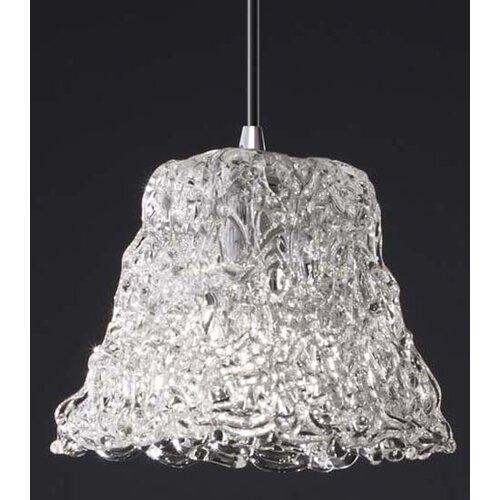 Justice Design Group Veneto Luce Mini 1 Light Pendant