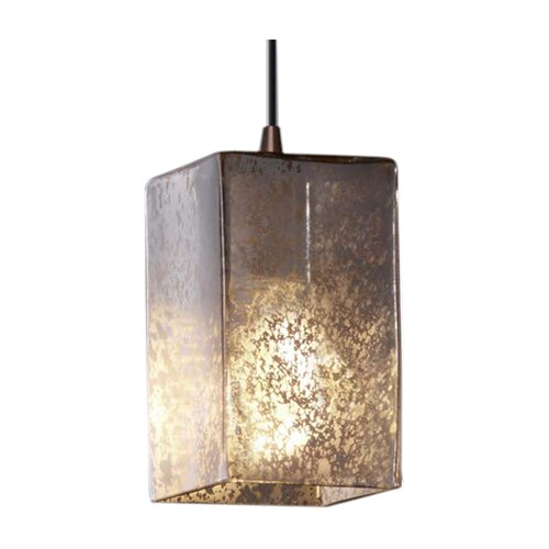 Fusion Small 1 Light Pendant