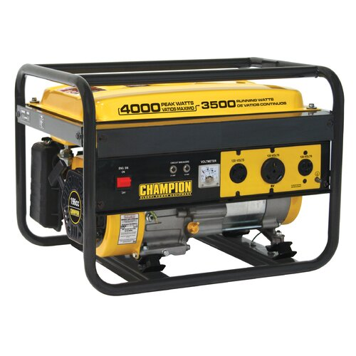 Champion Power Equipment 4,000 Watt Generator