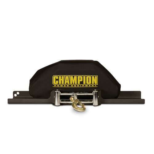 Champion Power Equipment 8,000 lb. to 10,000 lb. Neoprene Winch Cover