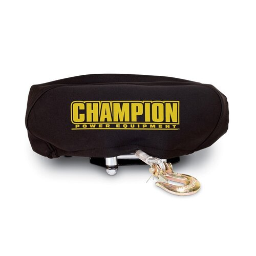 Champion Power Equipment 4,000 lb. to 4,500 lb. Neoprene Winch Cover