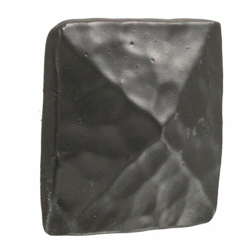 "Stone County Ironworks Forest Hill 10"" Square Knob"