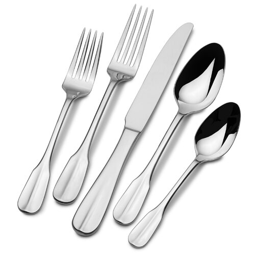20 Piece Holbrooke Flatware Set