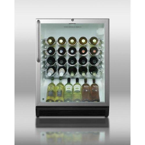 Single Zone Wine Refrigerator