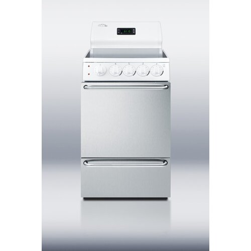 2.62 cu. Ft. Electric Free-Standing Range