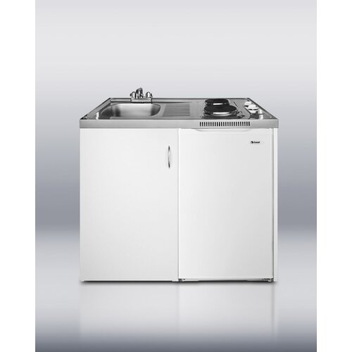 4.1 Cu. Ft. Compact Kitchen with freezer