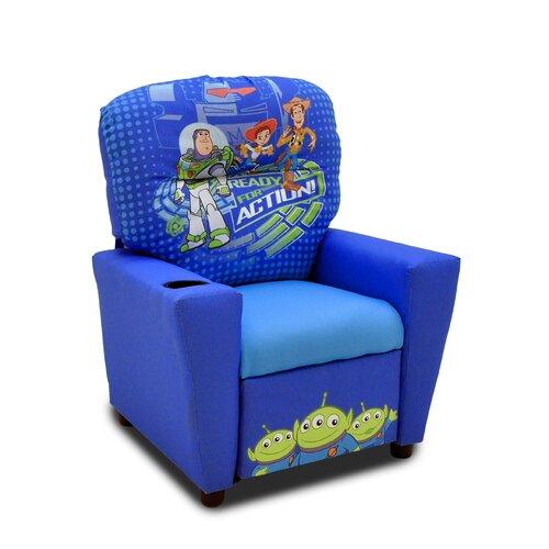 Disney Toy Story 3 Children's Recliner