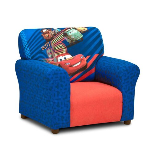 Disney's Cars 2 Kids Club Chair