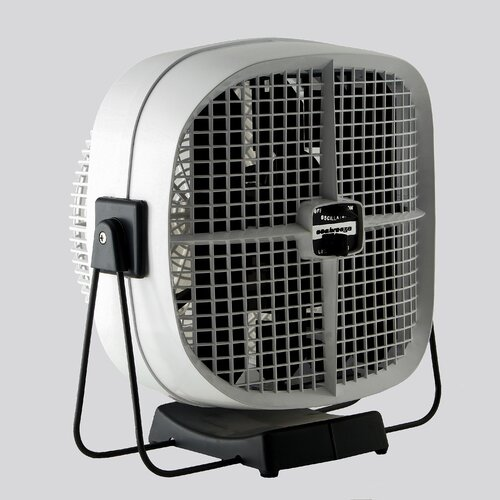 "SeaBreeze Electric 10"" Oscillating Wall Fan"