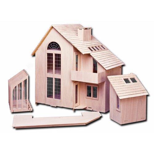 Greenleaf Dollhouses Brookwood Dollhouse