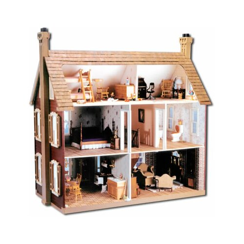 Greenleaf Dollhouses Willow Dollhouse