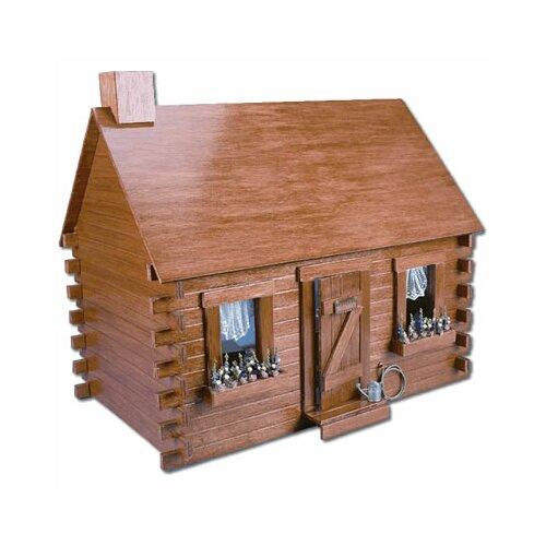 Greenleaf Dollhouses Shadybrook Cabin Dollhouse & Reviews