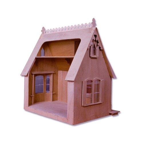 Greenleaf Dollhouses Storybook Cottage Dollhouse