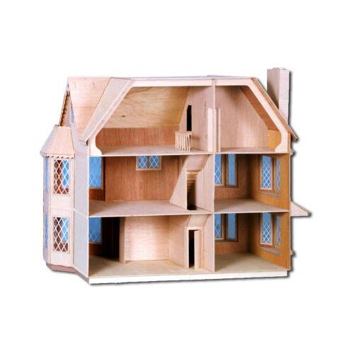 Greenleaf Dollhouses Harrison Dollhouse & Reviews