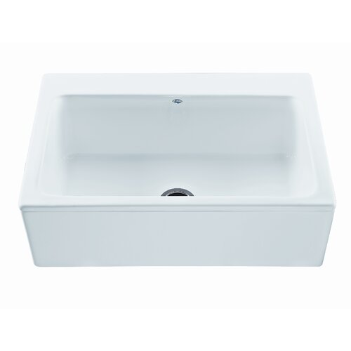 "Reliance Whirlpools Reliance 33"" x 22.25"" McCoy Single Bowl Kitchen Sink"