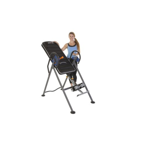 Ironman Fitness iControl 5610 Disk Brake System Inversion Table with Air Tech Backrest