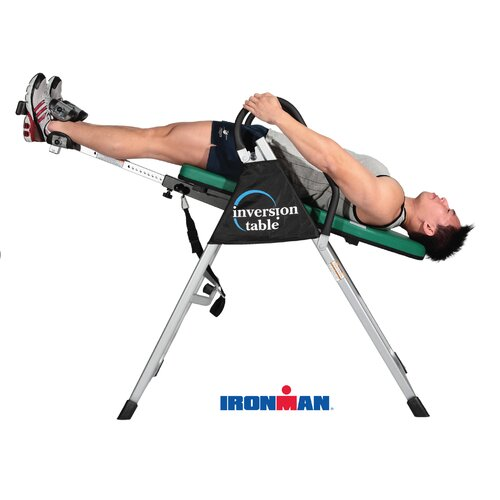 Ironman fitness gravity 2000 inversion table reviews - Ironman gravity inversion table ...