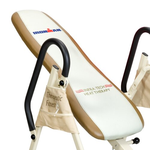 Ironman Fitness IFT1000 Infrared Therapy Inversion Table