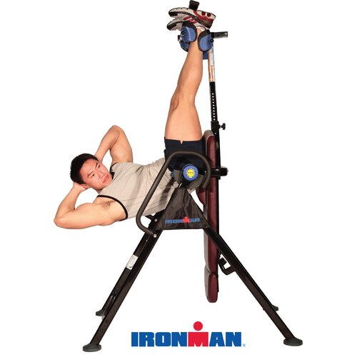 Ironman Fitness LXT 850 Locking Inversion Table