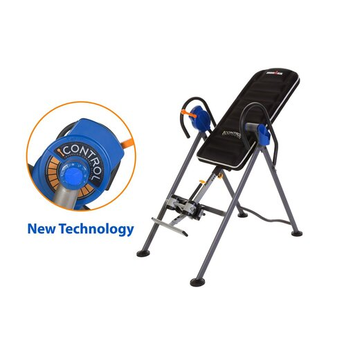 iControl 5610 Disk Brake System Inversion Table with Air Tech Backrest