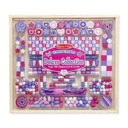 Deluxe Wooden Bead Set