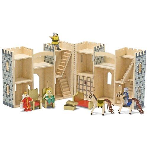 Melissa and Doug Fold and Go Mini Castle