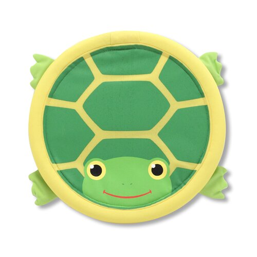 Melissa and Doug Tootle Turtle Flying Disk