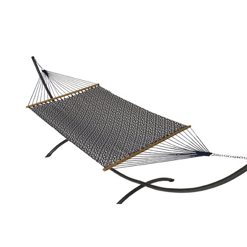 Phat Tommy Sunbrella Dupione Deluxe Hammock and Base Combination