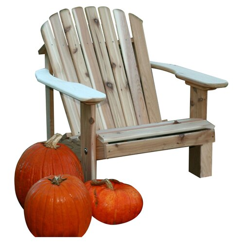 Buyers Choice Phat Tommy Wide Western Cedar Adirondack Chair