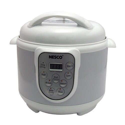 Nesco Professional 4-in-1 Pressure Cooker