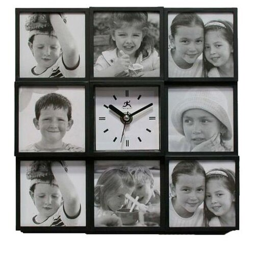 Cherished Memories Wall Clock
