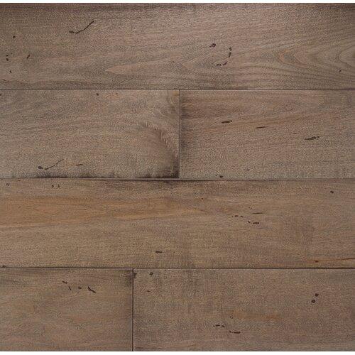 Wide plank 7 engineered oak flooring in colonial gray for Somerset flooring
