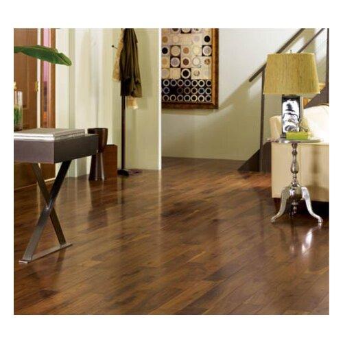 "Somerset Floors Character Plank 4"" Solid Walnut Flooring"