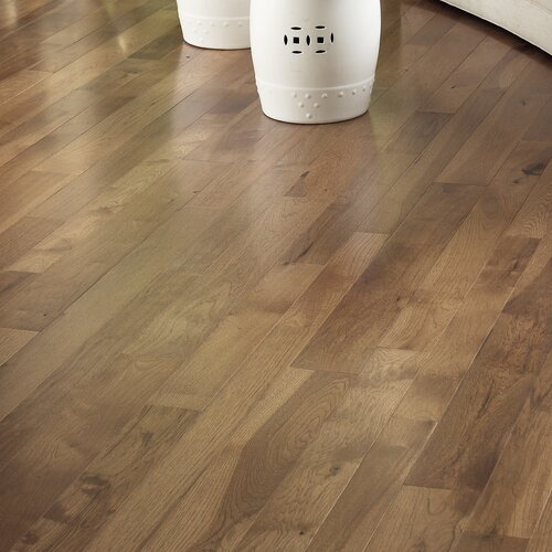 Character 3 1 4 Engineered Hickory Flooring In Hickory